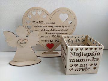 Darčeky - Deň matiek